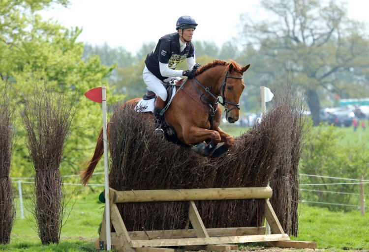 Trade Stands Burghley Horse Trials : Rockingham horse trials captain mark phillips to design