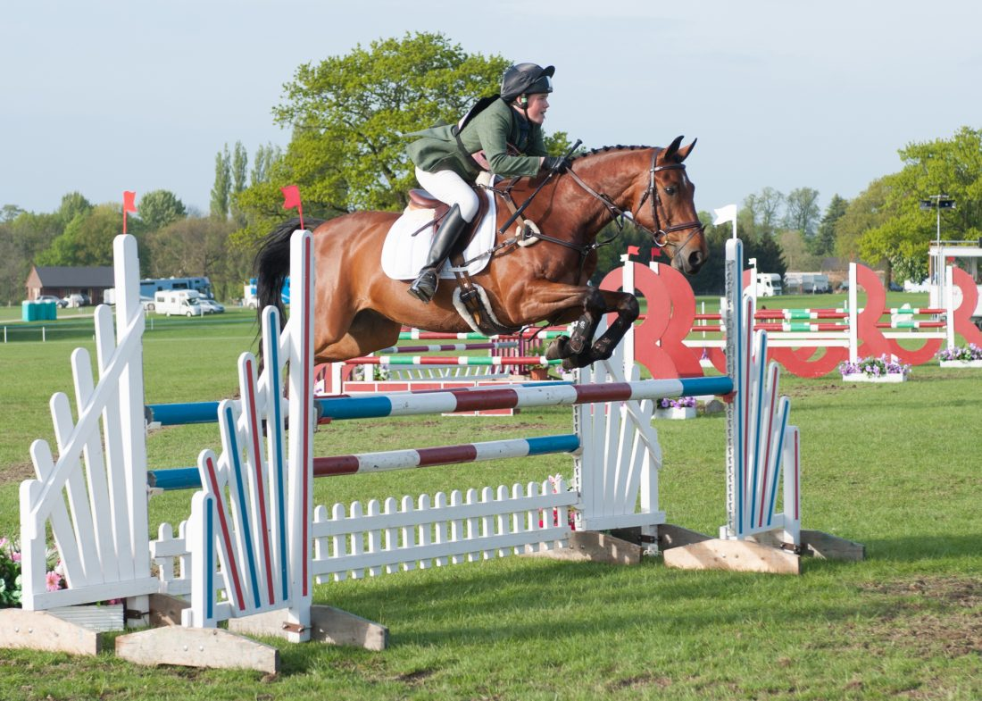 Trade Stands Burghley Horse Trials : Rockingham horse trials new arena events at