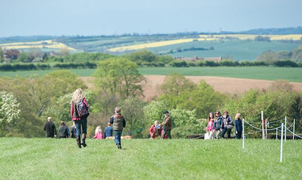 - Rockingham Castle Brigstock International Horse Trials 2013 - 3rd May 2014