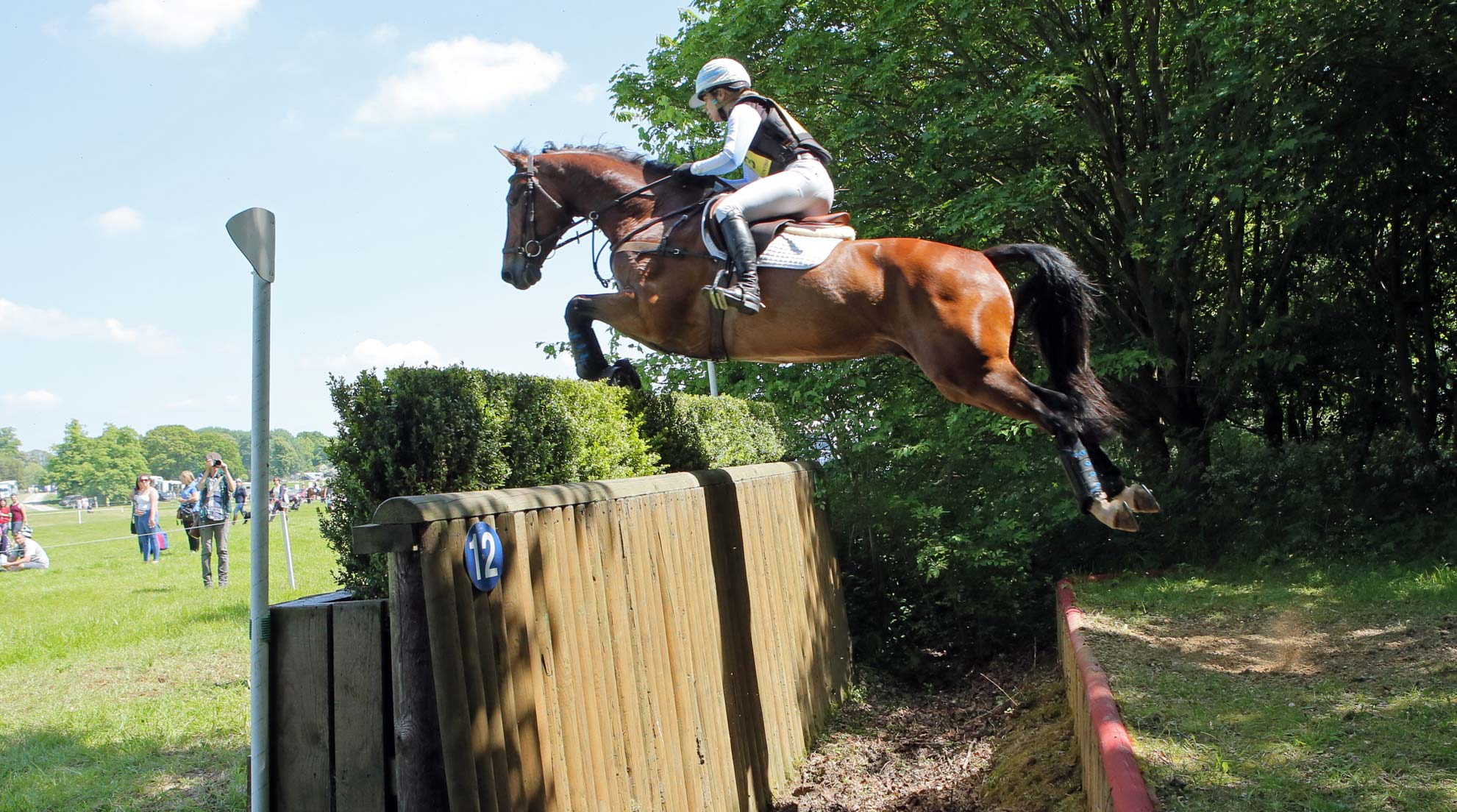 Trade Stands Burghley Horse Trials : Rockingham horse trials buy visitor tickets for the