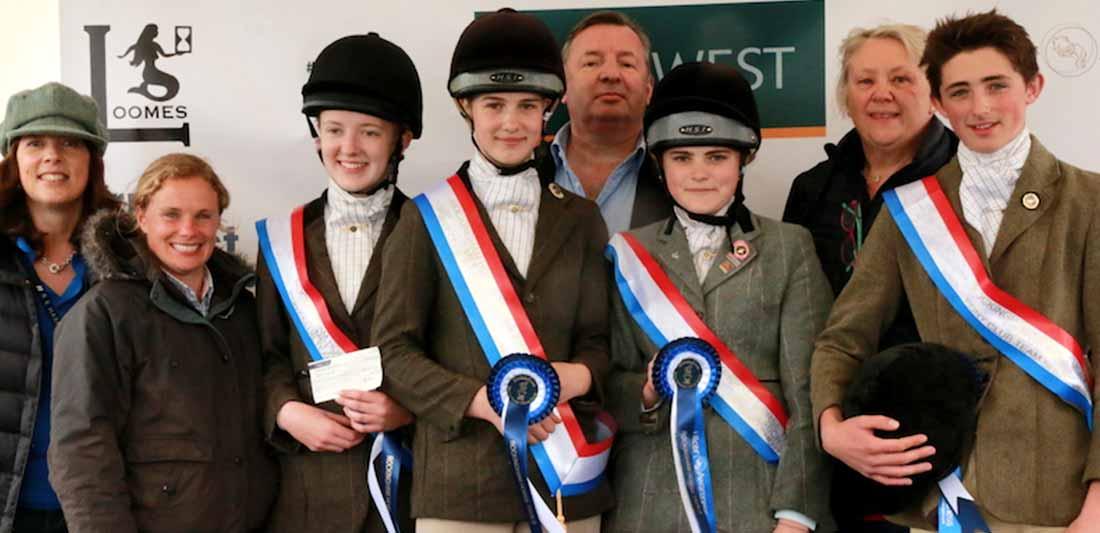 Poney Club Team Event Rockingham Horse trials