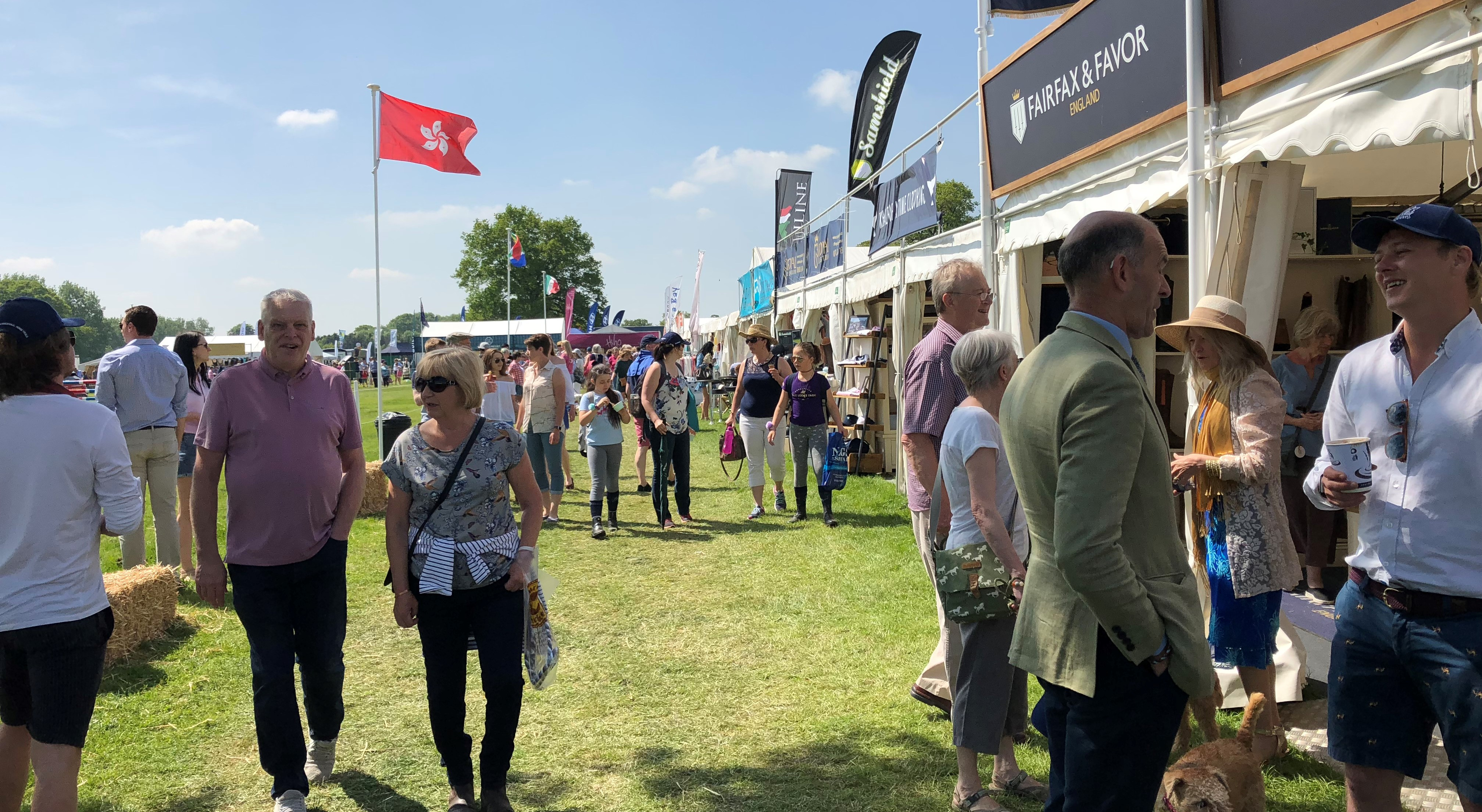 Trade Stands For : Rockingham horse trials list of trade stands